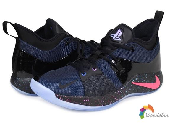 坠毁的Nike PG2与起飞的NBA 2K