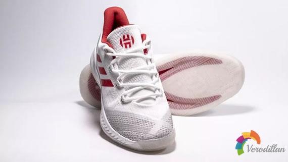 中规中矩-Adidas Harden B/E 2开箱解析报告