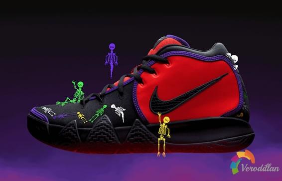 万圣节来袭-Nike Kyrie 4 Halloween简析