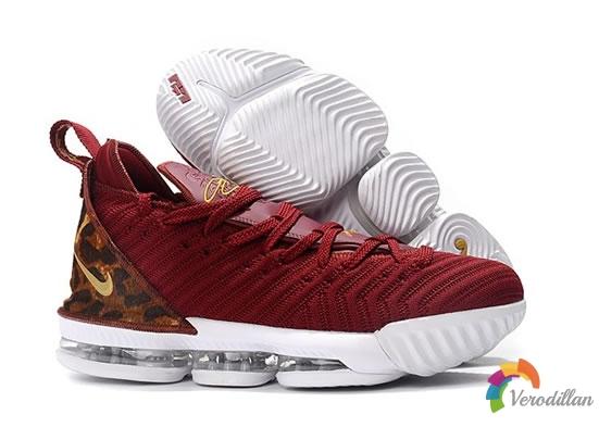 霸气国王-Nike Lebron 16 King简析