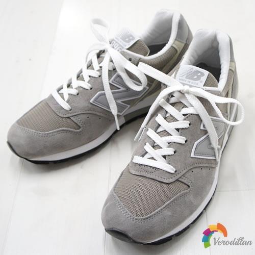 灰色传奇-灰色让New Balance M996与众不同