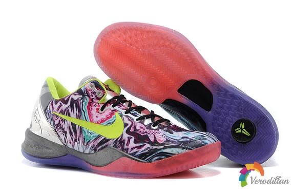 传奇继续-Nike Zoom Kobe 8 Prelude简析