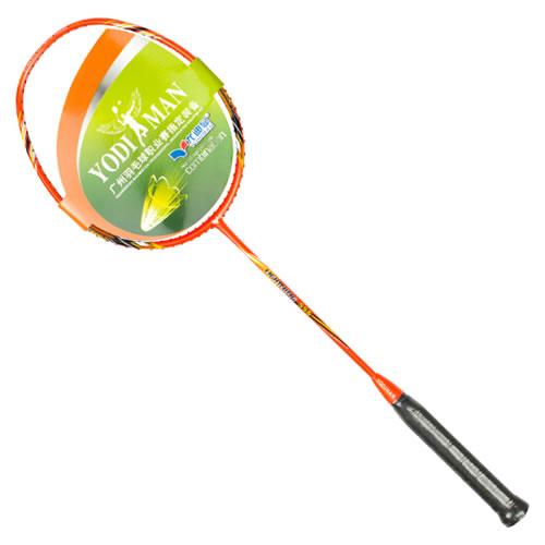 尤迪曼闪电555羽毛球拍