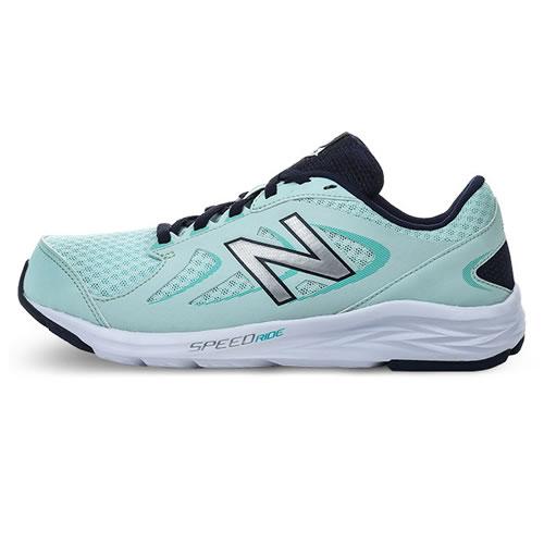 新百伦W490LA4女子跑步鞋