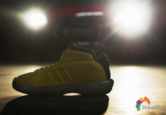 最初的梦想-Adidas Crazy 1简析