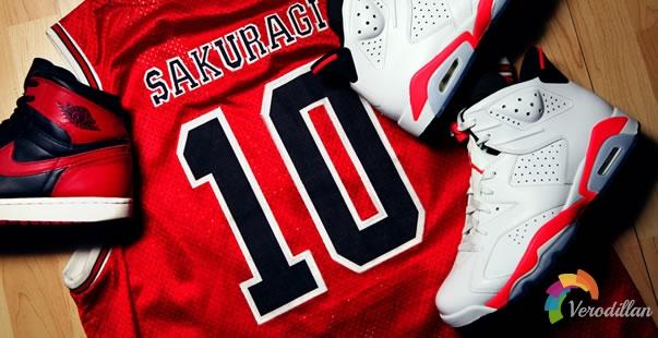 樱木情结-Air Jordan 6 Retro Infrared简析