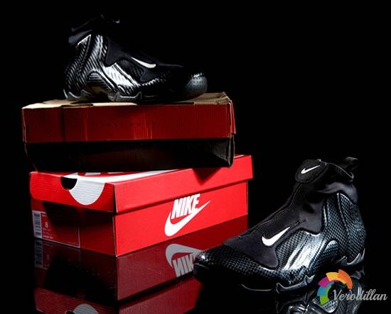 碳板风潮-Nike Air Foamposite Exposed细节简析