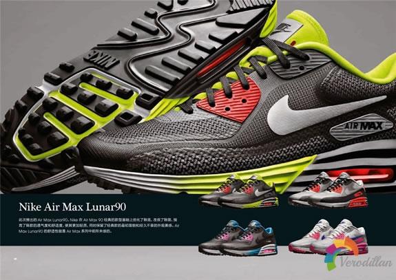 强势进化-Nike Air Max Lunar90细节简析