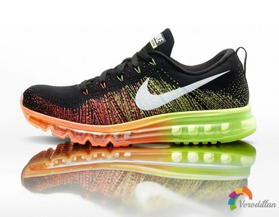 简约之美-Nike Flyknit Air Max细节简析