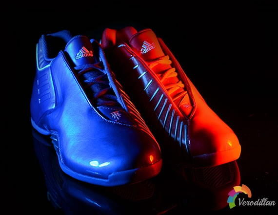麦式回归-Adidas T-MAC 3 All-Star细节简析
