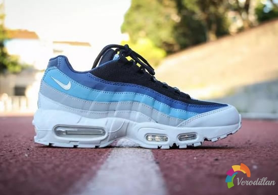 [球鞋拆解]Nike AIR MAX 95 ESSENTIAL细节简评