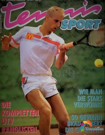 Kneissl Tomas Machine Series网球拍的故事