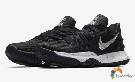 Nike Kyrie Low各性能实战测评
