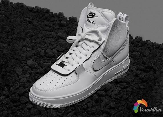 高端时尚-Nike PSNY AF1新品全新解读