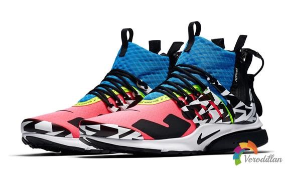 Nike Acronym x Nike Air Presto Mid新品解读