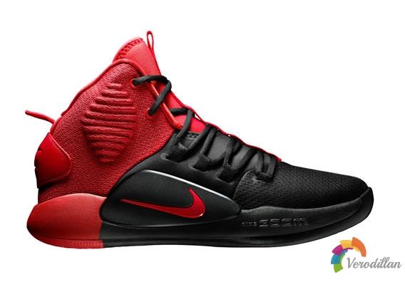十年传承-Nike Hyperdunk X简析