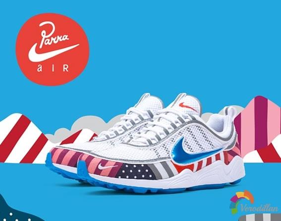 融合抽象艺术-Nike新款AIR MAX Parra系列解析