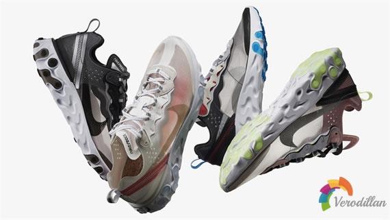 满满科技感-Nike React Element 87设计解析