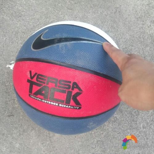 耐克TRUE GRIP 7号街头花式篮球试用测评