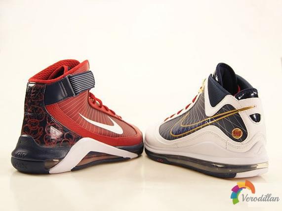 Nike Air Max Lebron 7/Hypermax对比测评图4