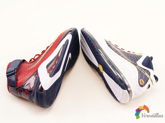 Nike Air Max Lebron 7/Hypermax对比测评图5