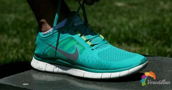 自由奔跑-Nike Free Run+ 3跑鞋深度测评图1