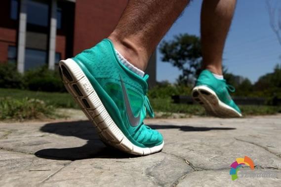 自由奔跑-Nike Free Run+ 3跑鞋深度测评图2