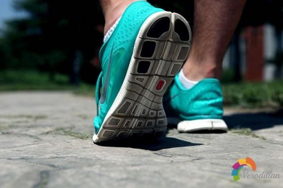 自由奔跑-Nike Free Run+ 3跑鞋深度测评图3