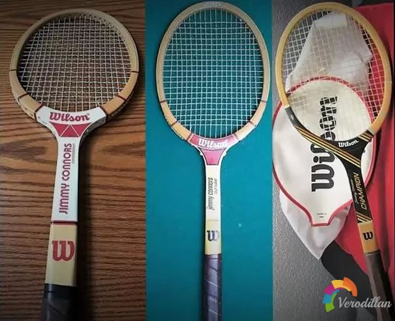 Wilson Jimmy Connors Wood Series网球拍的故事
