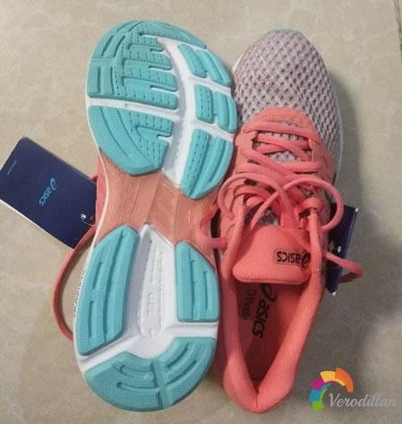 亚瑟士GEL-EXALT 4女款稳定跑鞋试用测评图2