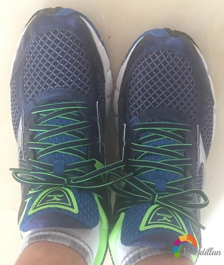 美津浓CONNECT3缓震跑鞋试用测评