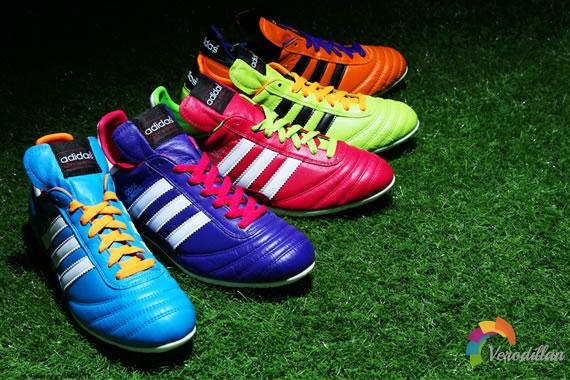 穿越的色彩-Adidas Copa Mundial细节解读
