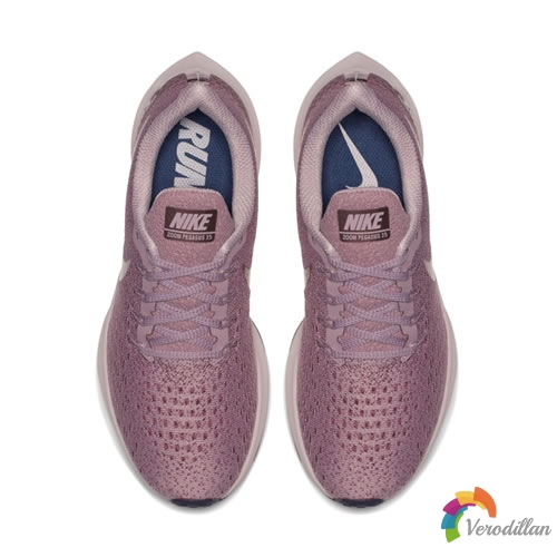 Nike Air Zoom Pegasus 35设计细节解读