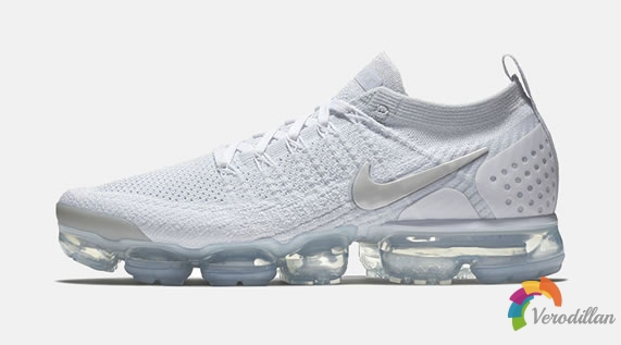 Nike Air VaporMax 2.0 Triple White球鞋拆解报告