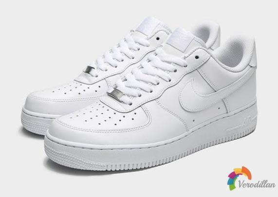 Nike Air Force 1球鞋拆解报告