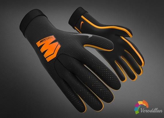 耐克Mercurial Touch Elite守门员手套细节解读