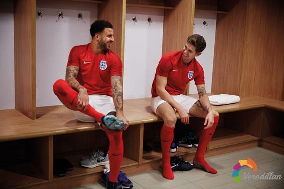 耐克英格兰队主客场全系球衣设计解读