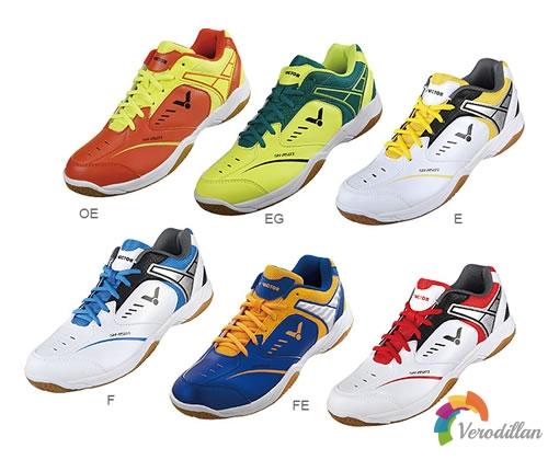 轻量透气-胜利SH-A501羽毛球鞋细节解析