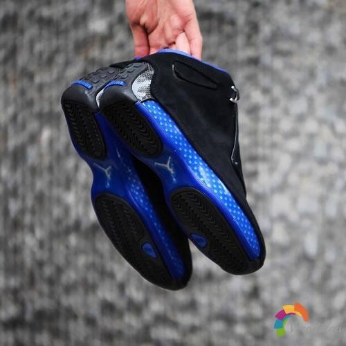 传奇落幕的印记-Air Jordan 18新时代的序章