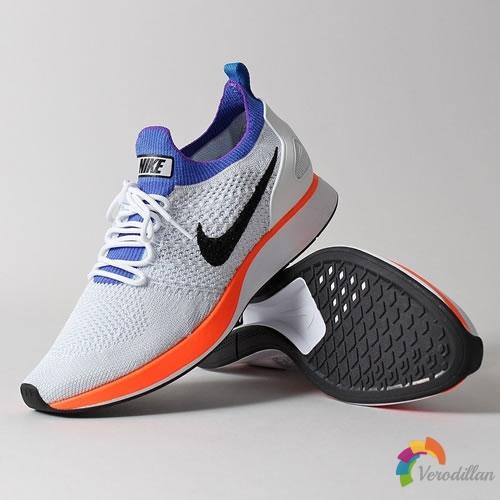 Nike Air Mariah复古跑鞋细节解析