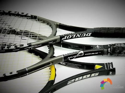 Dunlop Muscle Weave & Hot Melt 200G Midplus网球拍的故事