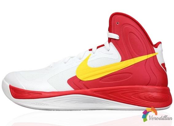 Nike Hyperfuse 2012 XDR深度实战测评图1