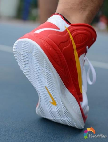 Nike Hyperfuse 2012 XDR深度实战测评图3