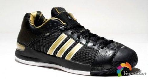 Adidas Team Signature Promodel细节剖析