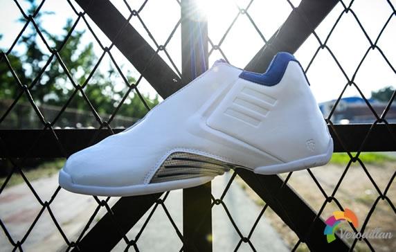 白蓝重现,梦回奥兰多-Adidas T-MAC 3