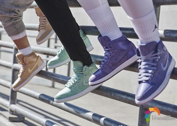 多彩春日-Jordan 2018春季女子系列鞋款前瞻
