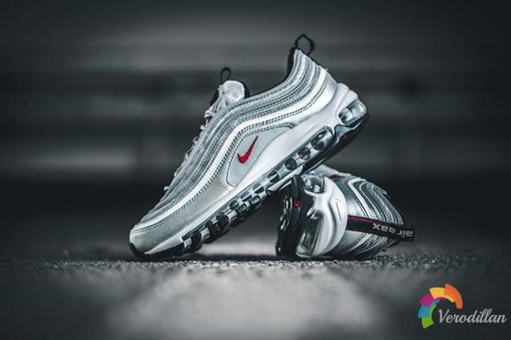 家族的传承-Nike Air Max 97 OG技术简析