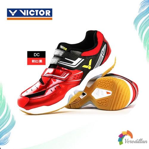 胜利P6000羽毛球鞋细节解析