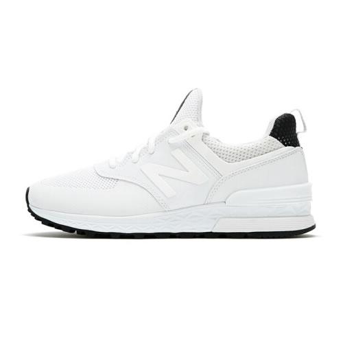新百伦WS574WHT女子跑步鞋