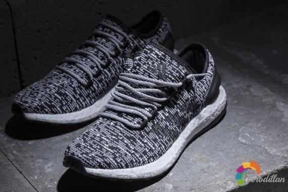 Adidas Pure Boost 2.0细节深度剖析